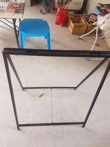 Cavalete de metalom  - Foto 3