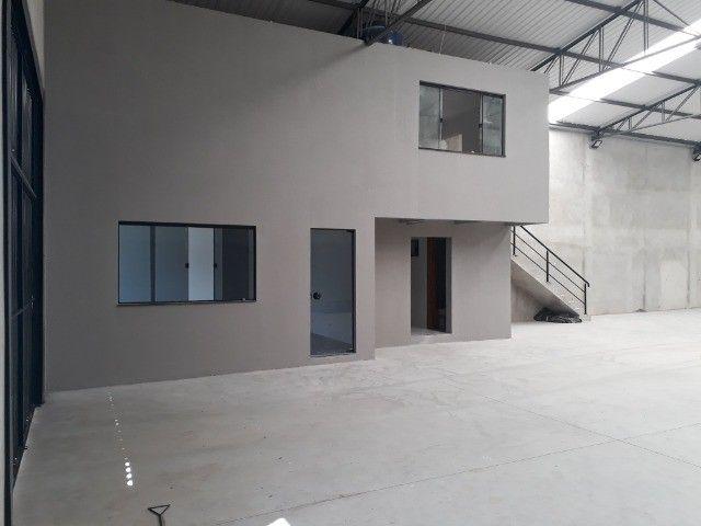 Alugo Particular Excelente Barracão com aprox 500 m² - Foto 4