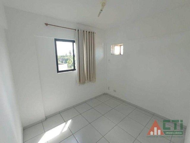 Apartamento com 2 dormitórios para alugar, 56 m² por R$ 1.350,00/mês - Iputinga - Recife/P - Foto 12