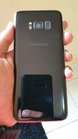 Samsung s8 4gb de ram 64gb interno  - Foto 2