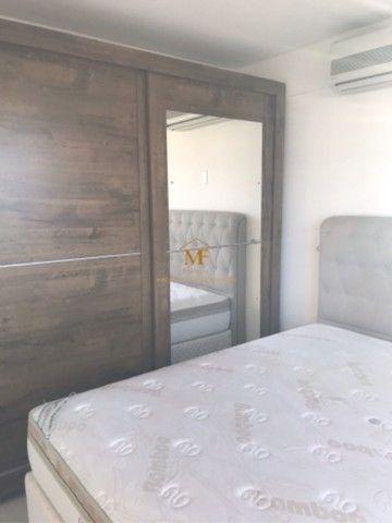 Apartamento mobiliado para locação próximo da avenida Maria Quitéria  - Foto 10