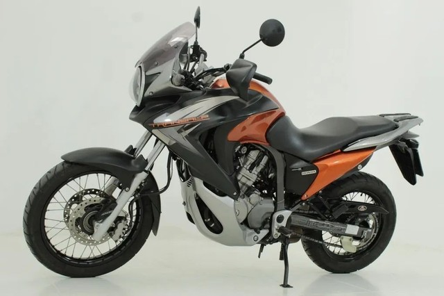 MOTO HONDA XI 700V  - Foto 4