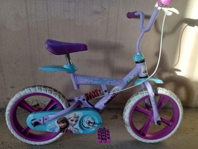 Bicicleta da fronze !