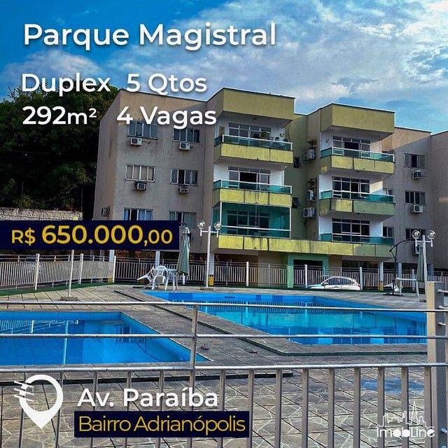 Duplex Parque Magistral 5Q e 2 Suítes