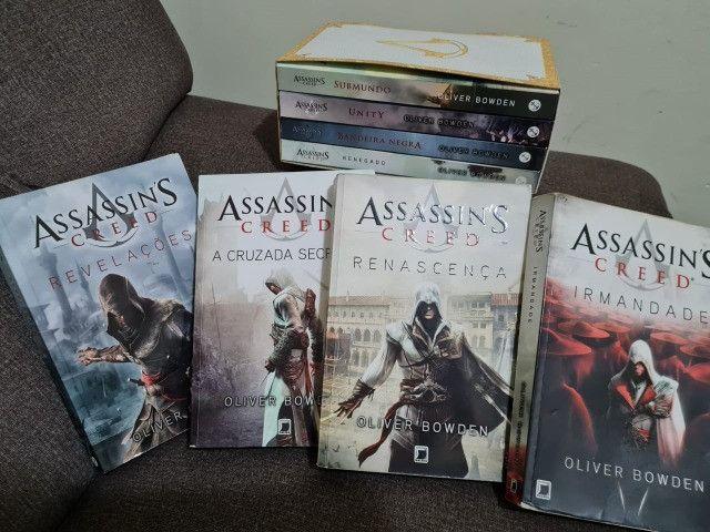 Todos os Livros do Assassin's Creed - Foto 4
