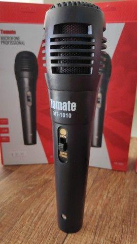 Microfone Profissional P10 (Acompanha Cabo) - Foto 2