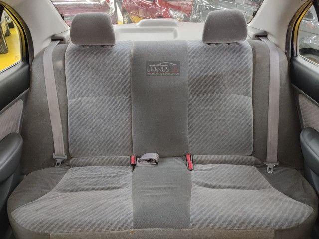 Honda civic sedan lx 1.7 16v (aut) - Foto 9