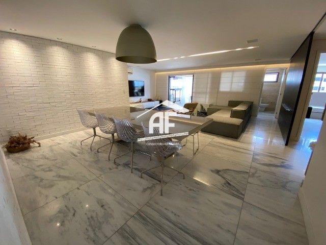 Apartamento beira mar com 3 suítes na Ponta Verde - Edifício Palazzo Firenze - Foto 9