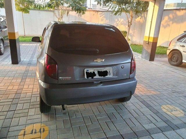 Chevrolet Celta 2012 1.0 Mpfi Lt 8v Flex 4p Manual - Foto 3