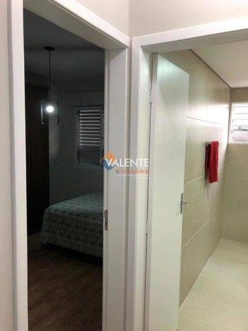Apartamento com 1 dormitório à venda-por R$ 190.000,00 - Centro - São Vicente/SP - Foto 8