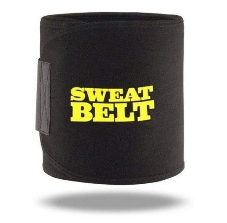 Cinta Modeladora Sweat Belt Fitness Crossfit yoga  - Foto 6