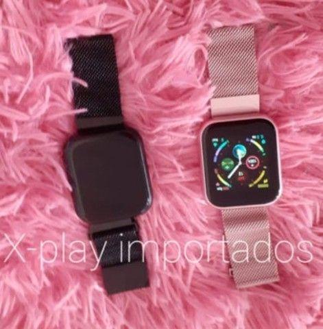 Relógio Smartwatch P70 - Foto 2