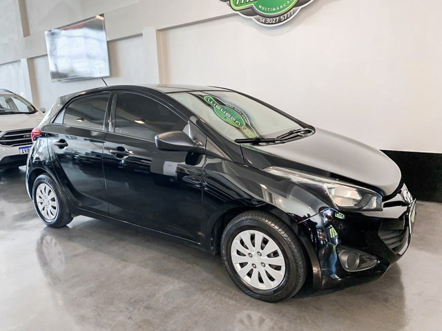 Hb20 1.0 completo manual, ano:2015, km: 65000