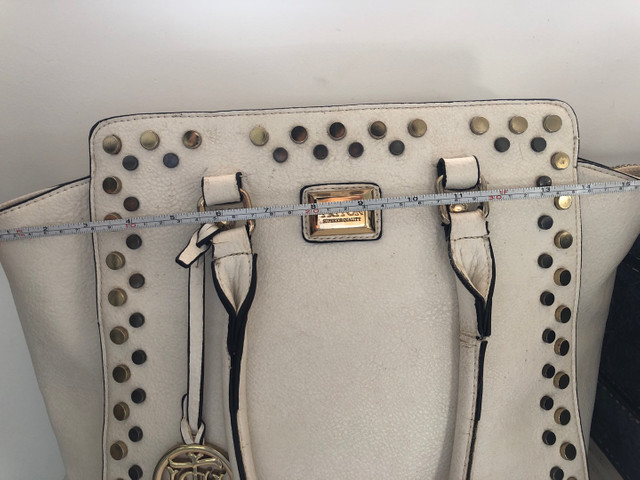 Bolsa branca triton original usada  - Foto 2