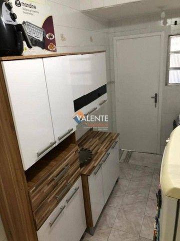 Apartamento com 1 dormitório à venda-por R$ 190.000,00 - Centro - São Vicente/SP - Foto 4