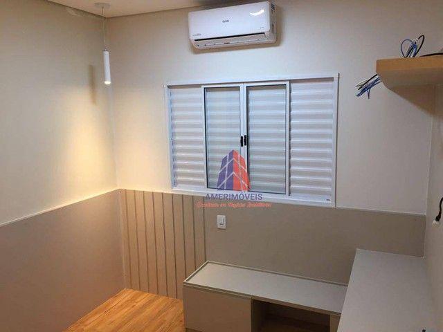 Casa com 3 dormitórios à venda, 180 m² por R$ 1.180.000,00 - Jardim Primavera - Nova Odess - Foto 10