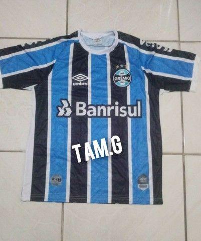 Camisas do Grêmio. - Foto 5