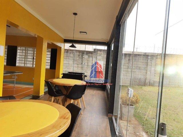 Casa com 3 dormitórios à venda, 270 m² por R$ 1.300.000 - Residencial Imigrantes - Residen - Foto 14