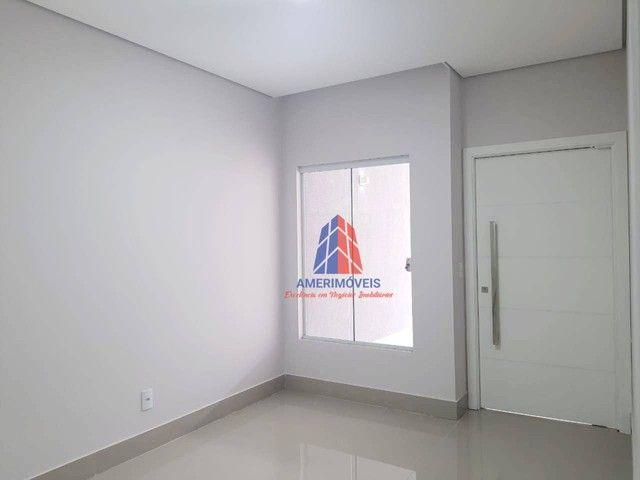 Casa com 3 dormitórios à venda, 119 m² por R$ 437.000,00 - Jardim Santa Rosa - Nova Odessa - Foto 6