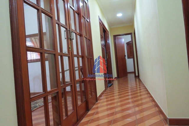 Casa com 3 dormitórios à venda, 211 m² por R$ 760.000,00 - Jardim Santa Rosa - Nova Odessa - Foto 15