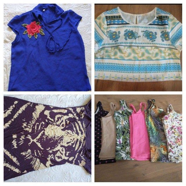 Lote de roupas 45 peças - Foto 4