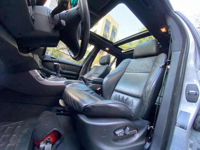 BMW X5 4.4 SPORT  TOP V8 ÚNICO DONO - Foto 10