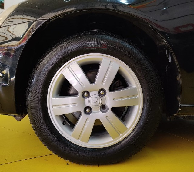 Honda civic sedan lx 1.7 16v (aut) - Foto 6
