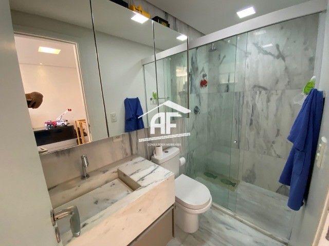 Apartamento beira mar com 3 suítes na Ponta Verde - Edifício Palazzo Firenze - Foto 18