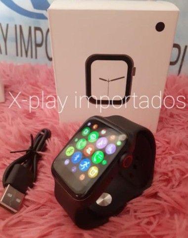 Relógio Smartwatch W34 - Foto 5