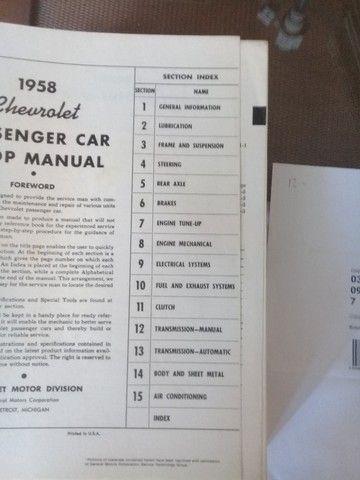 Impala 58 manual - Foto 3