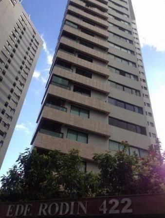 Apartamento em Boa Viagem.Edf. Rodin, 223 m2. 4 suites.Fino acabamento