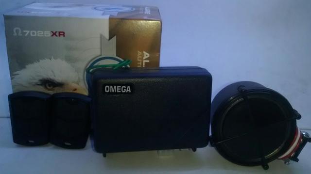 Alarme Omega 7