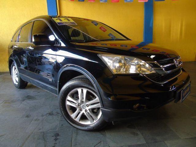 2011 Honda CRV EXL 4X4 2.0 16V Preto, 4 Portas, Automático