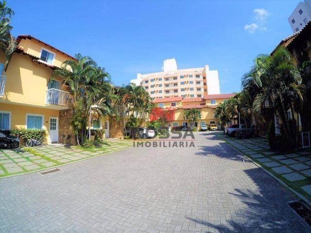 Casa 3 quartos com 2 suítes, Condomínio Fechado em Jardim Camburi, Vitória.