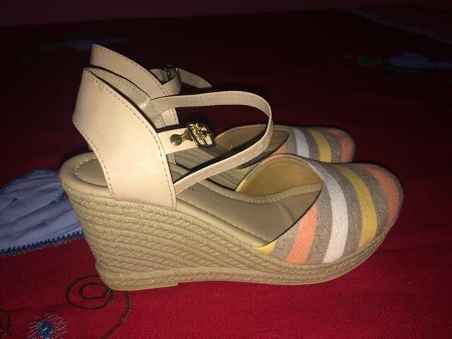 1a17e35fc5599 Sapato plataforma - Roupas e calçados - Alvorada, Manaus 590955103   OLX