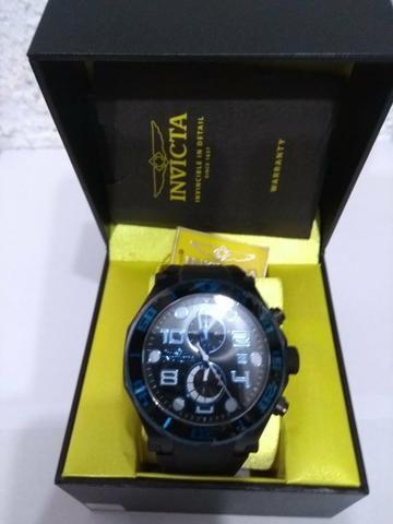 94b3dbe841c Vendo quatro relógios invicta original preço de custo
