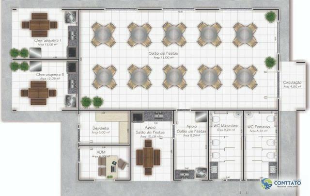 Casa térrea, 2 quartos, sendo 01 suíte, Condomínio Athenas - Foto 6