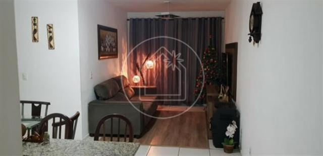 Apartamento à venda com 2 dormitórios em Cascadura, Rio de janeiro cod:855004