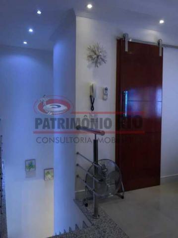 Apartamento à venda com 3 dormitórios em Vila da penha, Rio de janeiro cod:PACO30060 - Foto 18