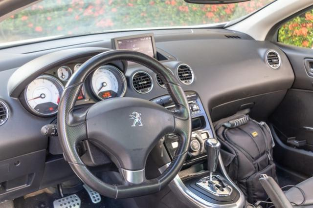 Peugeot Conversível 308cc 1.6 THP Turbo 100% original - Cabriolet - Foto 14
