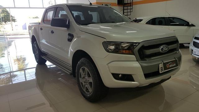 Ranger xls 4x4 automatica diesel 2017 todas revisoes .garantia de fábrica ate 06/ 2021