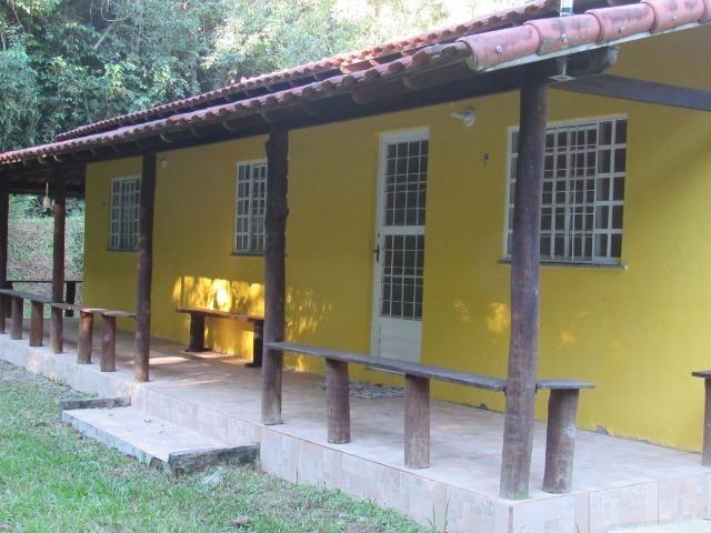 Caetano Imóveis - Casa na beira do Rio Faraó (c/ poço privado pra banho e casa mobiliada!) - Foto 2