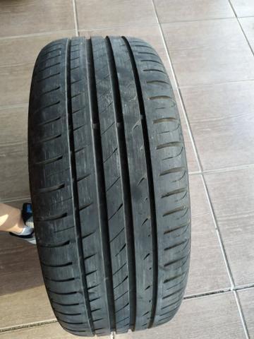 Rodas com pneus para jetta - Foto 2