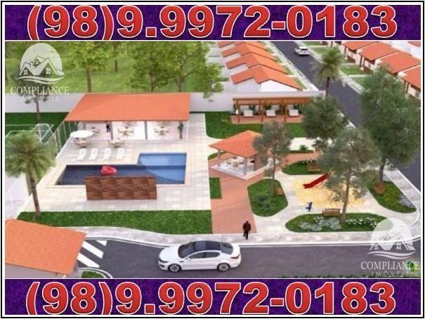 Condomínio Margareth Alencar 2! Casas 2 quartos à venda, Estrada de Ribamar - Foto 2