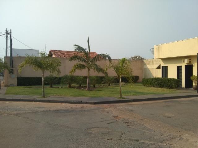 Alugo casa região CPA - Foto 2