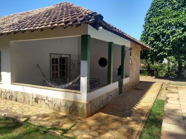 Mine sítio, 05 Suites, Cond. de Chácara-Itapoã - Foto 7