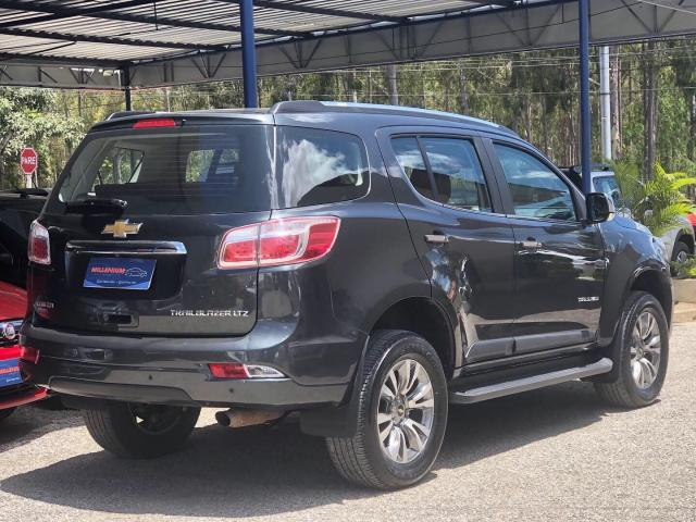 Chevrolet trailblazer 2.8 ltz 4x4 turbo diesel - Foto 6