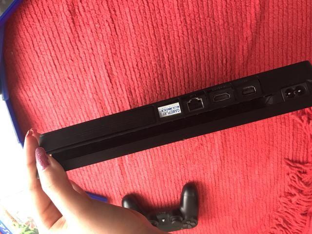 Vendo PS4 em perfeito estado - Foto 4