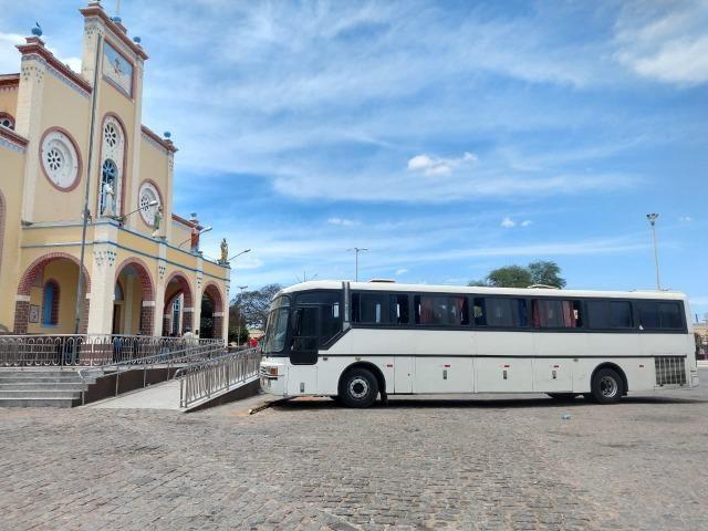 Ônibus busscar scania 113 - Foto 2