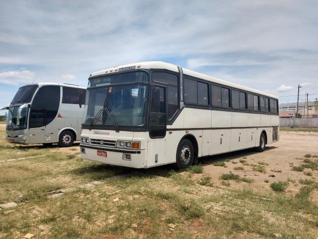 Ônibus busscar scania 113 - Foto 6